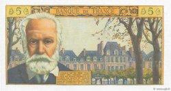 5 Nouveaux Francs VICTOR HUGO FRANCE  1964 F.56.15 pr.SPL
