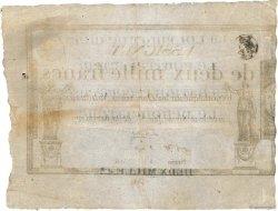 2000 Francs FRANCE  1795 Ass.51a TB+