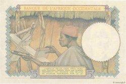 5 Francs AFRIQUE OCCIDENTALE FRANÇAISE (1895-1958)  1942 P.25 SUP+