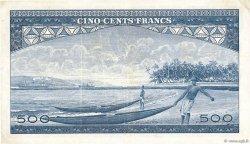 500 Francs GUINÉE  1960 P.14a TTB
