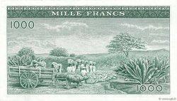1000 Francs GUINÉE  1960 P.15a pr.SPL