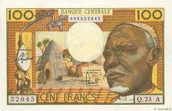 100 Francs TCHAD  1963 P.03A SUP