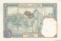 5 Francs TUNISIE  1940 P.08b SUP+
