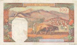100 Francs ALGÉRIE  1942 P.088 TTB