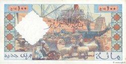 100 Nouveaux Francs ALGÉRIE  1959 P.121a pr.SUP