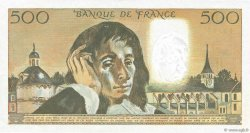 500 Francs PASCAL  FRANCE  1968 F.71.01 pr.SUP