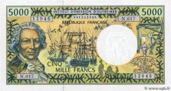 5000 Francs  FRENCH PACIFIC TERRITORIES  2010 P.03i