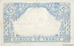 5 Francs BLEU FRANCE  1916 F.02.35 SUP
