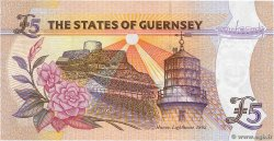5 Pounds GUERNESEY  2008 P.56b NEUF