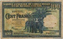 Belgisch Kongo Médaille De La Banque Du Congo Belge Fme400228 Medaillen