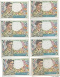 5 Francs BERGER Lot FRANCE  1947 F.05.07 XF - AU
