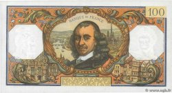 100 Francs CORNEILLE  FRANCE  1970 F.65.30 XF+