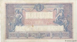 1000 Francs BLEU ET ROSE FRANCE  1917 F.36.31 TTB