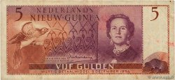 5 Gulden  NETHERLANDS NEW GUINEA  1954 P.13a