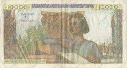 10000 Francs GÉNIE FRANÇAIS FRANCE  1952 F.50.61 TTB+