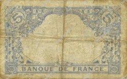 5 Francs BLEU FRANCE  1916 F.02.40 TB
