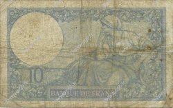 10 Francs MINERVE modifié FRANCE  1939 F.07.05 B