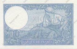 10 Francs MINERVE modifié FRANCE  1939 F.07.12 pr.NEUF