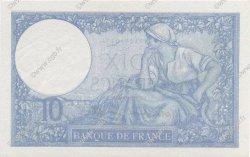 10 Francs MINERVE modifié FRANCE  1940 F.07.17 pr.SPL