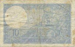 10 Francs MINERVE modifié FRANCE  1940 F.07.25
