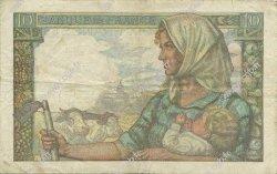 10 Francs MINEUR FRANCE  1949 F.08.21 TTB