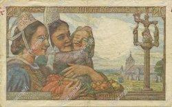 20 Francs PÊCHEUR FRANCE  1948 F.13.12 TTB