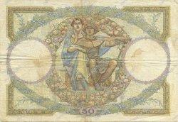 50 Francs LUC OLIVIER MERSON FRANCE  1929 F.15.03 TB