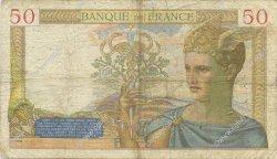 50 Francs CÉRÈS FRANCE  1935 F.17.14
