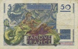 50 Francs LE VERRIER FRANCE  1947 F.20.07 pr.TTB
