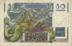 50 Francs LE VERRIER FRANCE  1948 F.20.10 TB à TTB