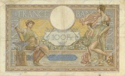 100 Francs LUC OLIVIER MERSON grands cartouches FRANCE  1935 F.24.14 TB+