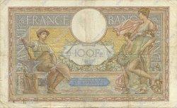 100 Francs LUC OLIVIER MERSON type modifié FRANCE  1938 F.25.32 TB