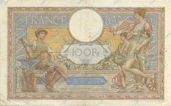 100 Francs LUC OLIVIER MERSON type modifié FRANCE  1939 F.25.47 TTB
