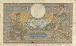 100 Francs LUC OLIVIER MERSON type modifié FRANCE  1939 F.25.49 TB+