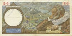 100 Francs SULLY FRANCE  1941 F.26.49 pr.SUP