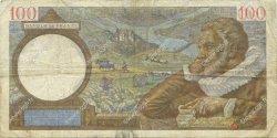 100 Francs SULLY FRANCE  1942 F.26.69 pr.TTB