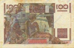100 Francs JEUNE PAYSAN FRANCE  1953 F.28.37 pr.SUP