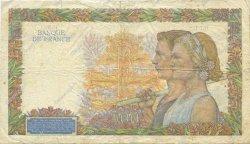 500 Francs LA PAIX FRANCE  1940 F.32.03 TTB
