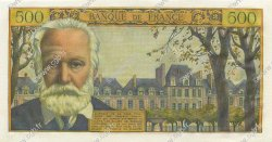 500 Francs VICTOR HUGO  FRANCE  1957 F.35.06 SUP+