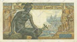1000 Francs DÉESSE DÉMÉTER FRANCE  1942 F.40.04 TTB+