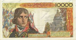 10000 Francs BONAPARTE FRANCE  1957 F.51.07 TTB+
