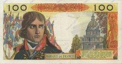 100 Nouveaux Francs BONAPARTE FRANCE  1963 F.59.21 TB+