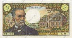 5 Francs PASTEUR FRANCE  1969 F.61.10 SUP+