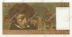 10 Francs BERLIOZ FRANCE  1974 F.63.06 SUP