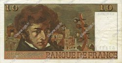 10 Francs BERLIOZ FRANCE  1974 F.63.07b TTB
