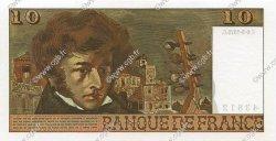10 Francs BERLIOZ FRANCE  1975 F.63.09 SPL+