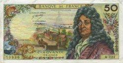 50 Francs RACINE FRANCE  1973 F.64.24 TTB à SUP