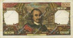 100 Francs CORNEILLE FRANCE  1964 F.65.03 pr.TTB