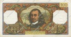 100 Francs CORNEILLE FRANCE  1968 F.65.22 TTB+