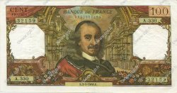 100 Francs CORNEILLE FRANCE  1968 F.65.22 SUP